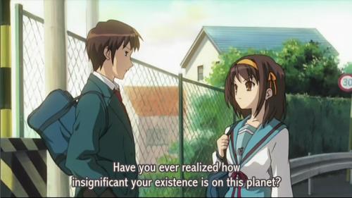 The Melancholy of Haruhi Suzumiya 13